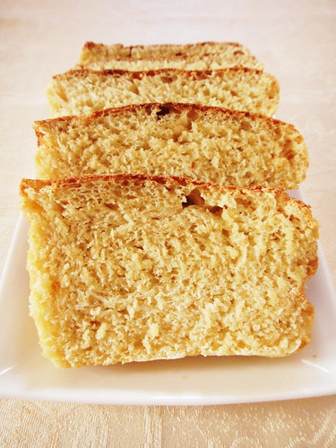 Wholewheat Honey and Yogurt Bread | Heaven on a Spoon