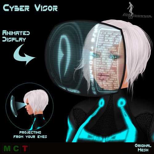 Cyber Visor - Coming Soon