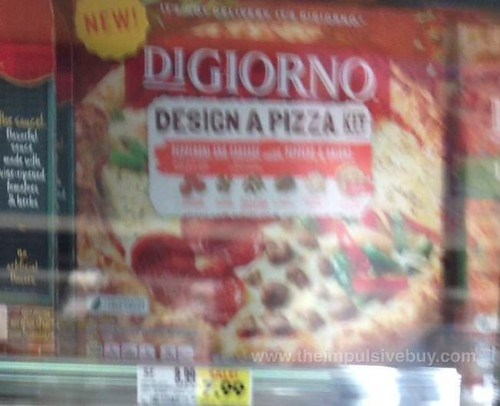 DiGiorno Design a Pizza Kit Pepperoni and Sausage with Peppers & Onions
