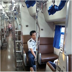 Bangkok Sleeper Train