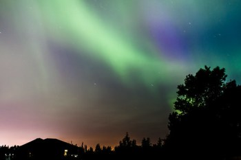 Aurora chasing