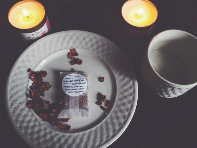 it is always tea time
