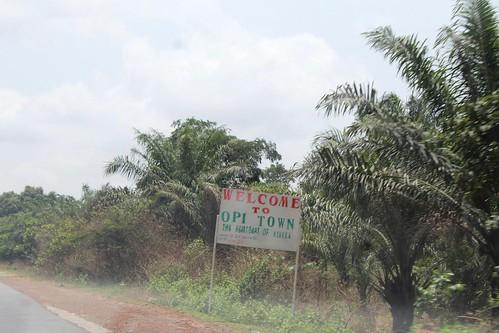 Opi Town Nsukka - Enugu State by Jujufilms