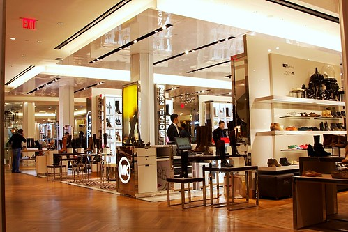 Macy's in New York by laura shimili