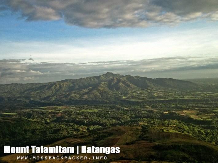 Mount Talamitam