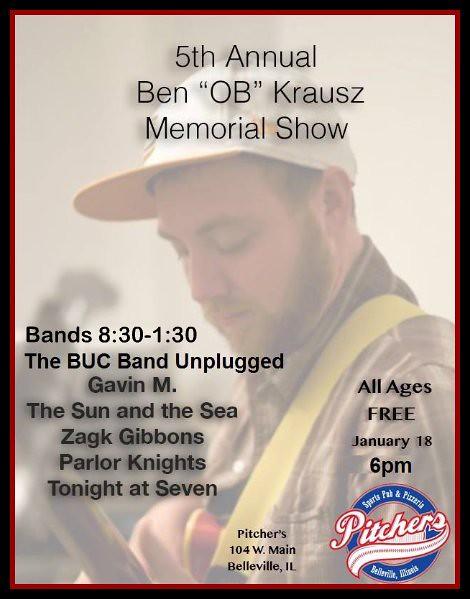 BUC Unplugged 1-18-14