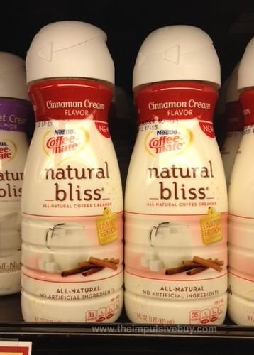 Nestle Coffee-mate Cinnamon Creme Natural Bliss