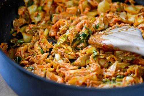 Kimchi Fried Rice-5