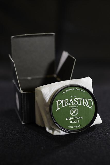 Pirastro Oliv 松香