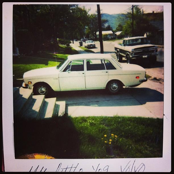 My first Volvo 69 144