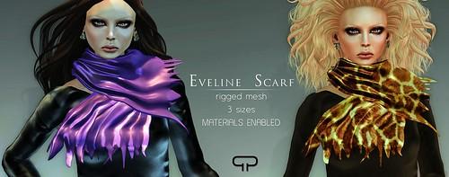 Pure Poison - Eveline Scarf