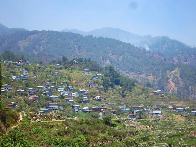 Sagada 2014: Bomod-ok Falls   Terraces