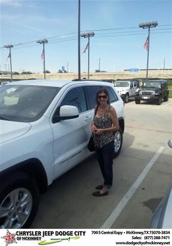 Dodge City of McKinney would like to say Happy Birthday to Sondra Cleveland! by Dodge City McKinney Texas