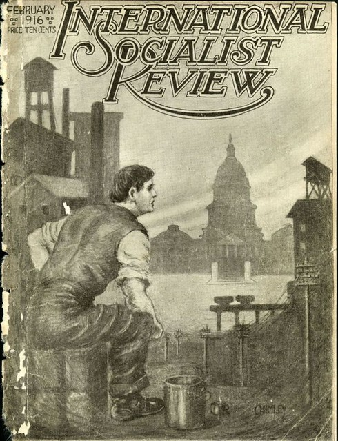 International Socialist Review, February 1916