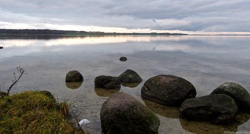 Early morning light Roskilde Fjord