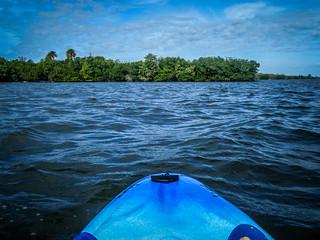 Christmas Day Kayaking 2013