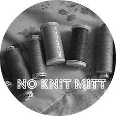 no knit mitt pattern