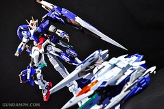 Metal Build 00 Gundam 7 Sword and MB 0 Raiser Review Unboxing (111)