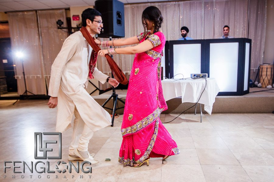 M & T's Sangeet | 5th Avenue Event Hall | Atlanta Indian Wedding Photography