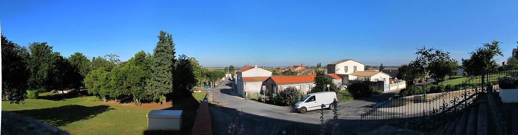 L'ile d'Elle, Vendée, France