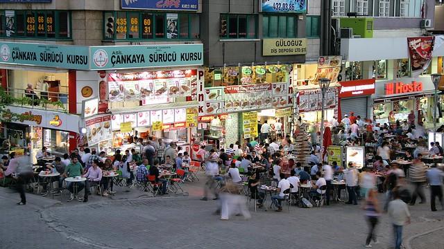 Ankara: Kızılay