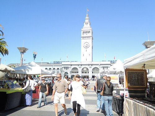 Ferry Building Outside