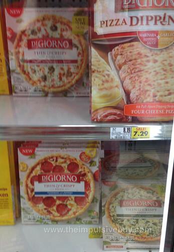 DiGiorno Thin & Crispy Pizza