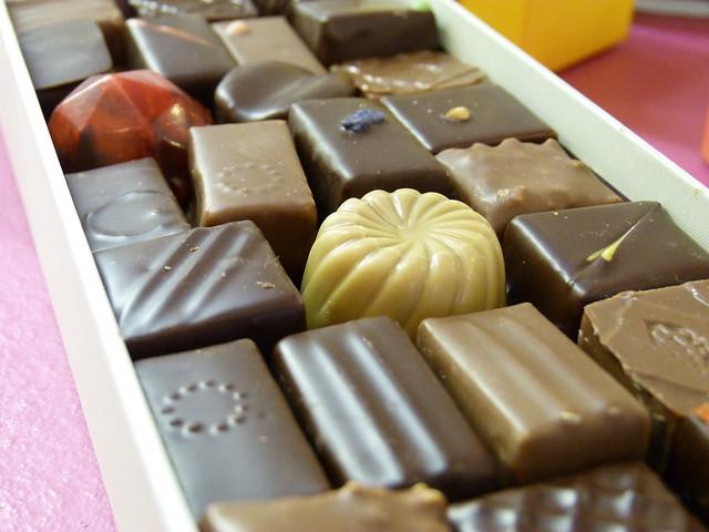 Box of Chocolates - Didier Fourreau