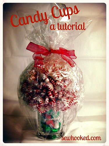Candy Cup for Christmas