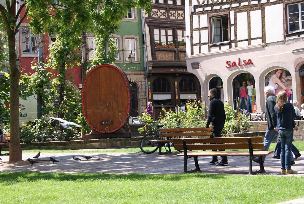 Place des Tonneliers
