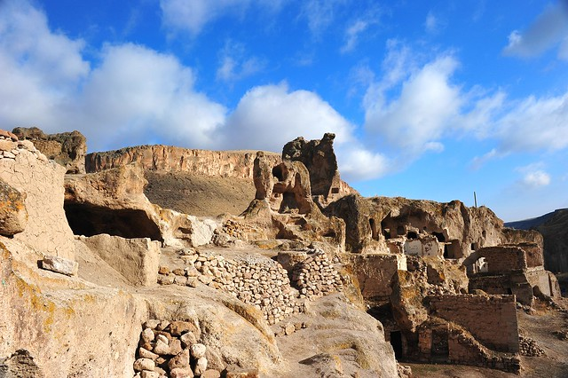 Soğanlı valley, Yeşilhisar, Cappadocia (Kapadokya, Turkey) 1190