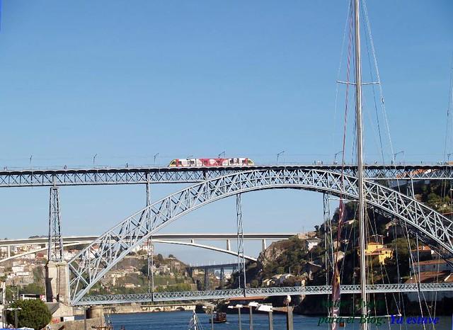 Puente de Hierro Oporto