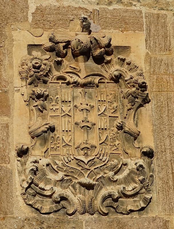 La Iglesuela del Cid Escudos Heraldicos Comarca del Maestrazgo Teruel 03