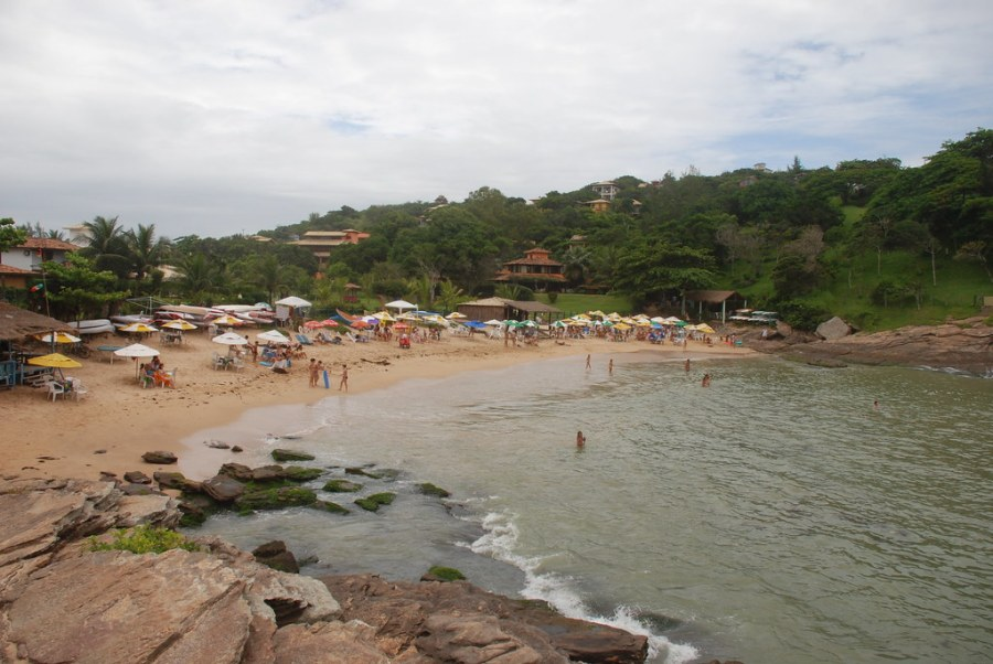 Praia da Ferradurinha - Buzios