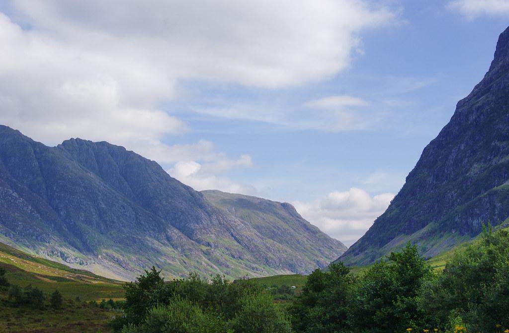 Routes des Highlands
