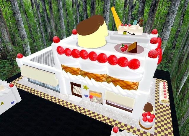 B@R Show Sweets Venue