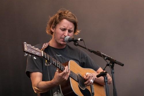 Ben Howard Performs at Pinkpop 2013