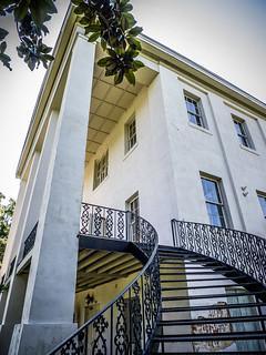 Cokesbury Stairs