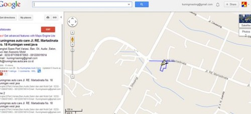 View Kuningmas auto care Jl. RE. Martadinata No. 18 Kuningan - Jawa Barat in a larger map (Powered by Google Maps)