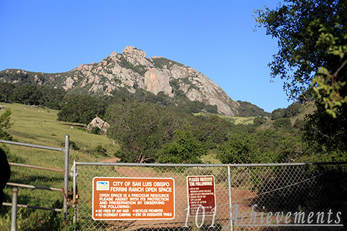 Bishop Peak Hike
