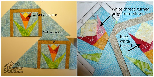 PaperPiecing Collage
