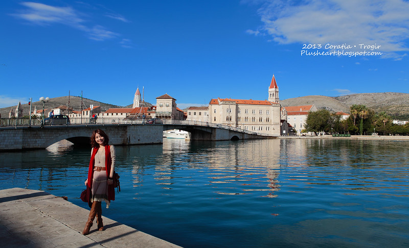 ▌克羅埃西亞 ▌ 托吉爾 ‧ 運河另一端的美好時光