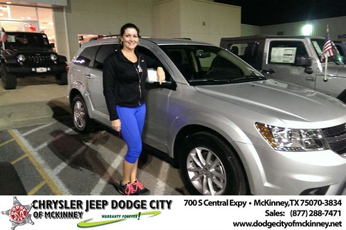 Dodge City McKinney Texas Customer Reviews and Testimonials-Tara Maxwell by Dodge City McKinney Texas
