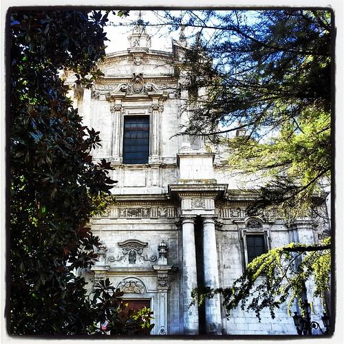 Sulmona: la cattedrale