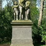 """Der Auszug des Kriegers"" im Berliner Tiergarten (1)"