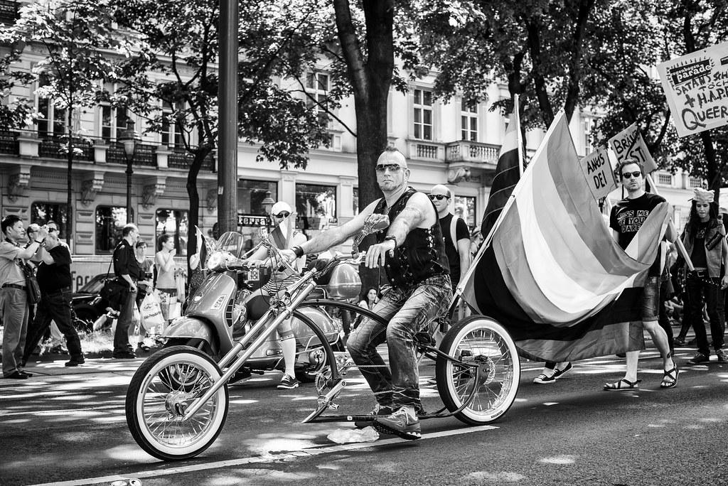 RegenBodenParade 2013 - Vienna