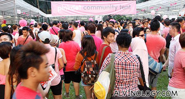 Community tent