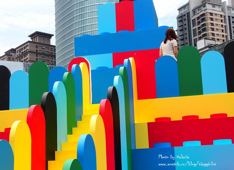 夏日藝術節,板橋車站 @薇樂莉 Love Viaggio   旅行.生活.攝影