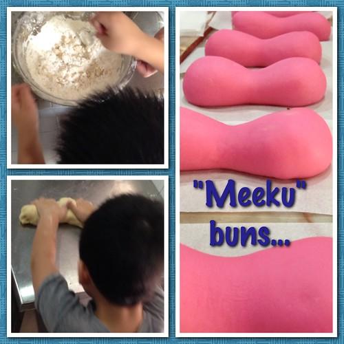 Mi Ku Bun Making