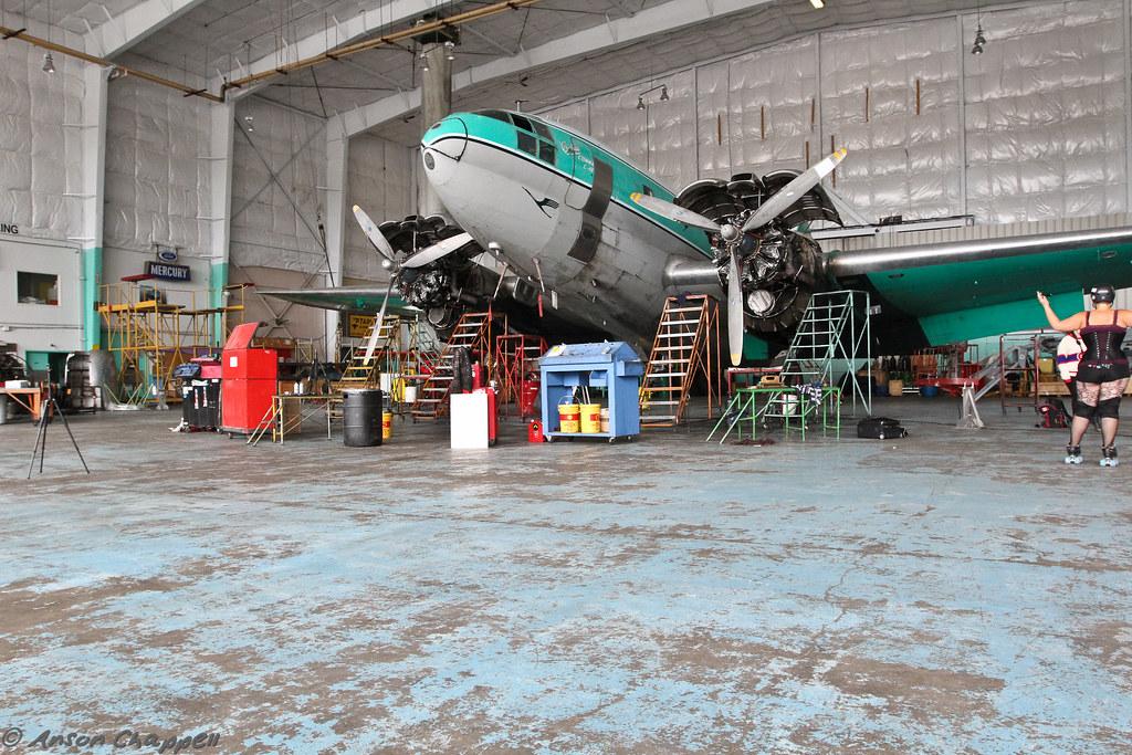 Buffalo Hangar